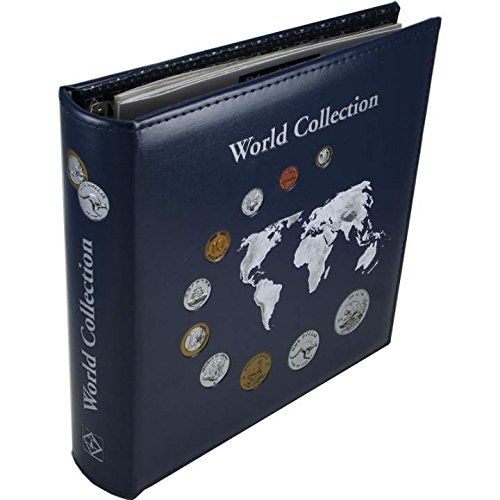 Coin albums and accessories