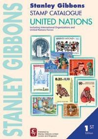 United Nations Stamp Catalogue 1st Edition